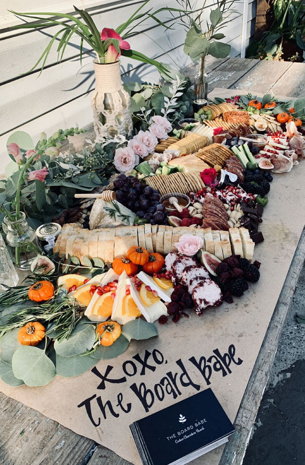 The Board Babe Charcuterie Catering
